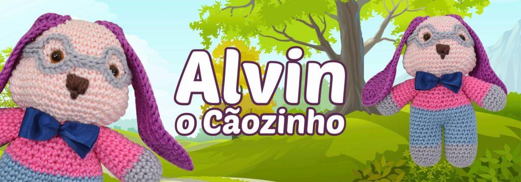 Alvin o Cãozinho 2000x700px